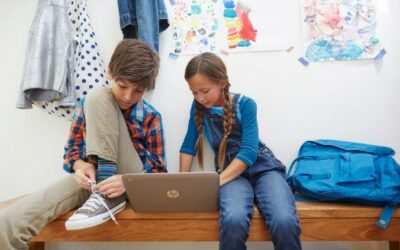 Connecting children to learning outcomes in the cloud