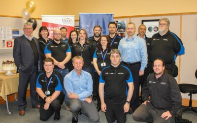 Exceeding customer expectations: Ten years of collaboration between UCOL and New Era Technology