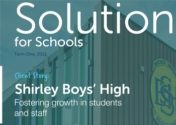 Total Solutions for Schools – Term 1, 2021