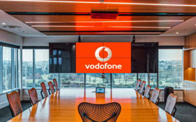Integrating Vodafone's Audiovisual Environment – Auckland, New Zealand