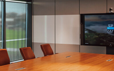 Audiovisual integration for meeting and board rooms at Zespri International