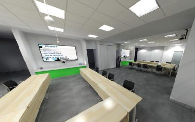 New Era Technology Uses Virtual Reality to Bring Projects to Life During Design Phase