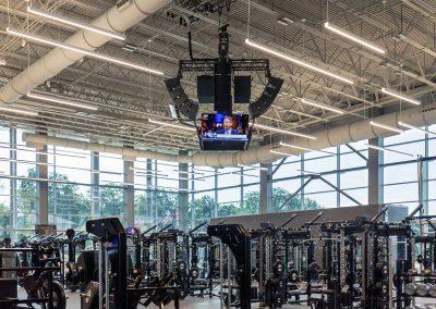Purdue Weight Room