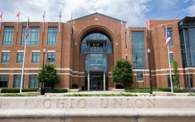 Revitalizing The Ohio State University's Archie Griffin Ballroom