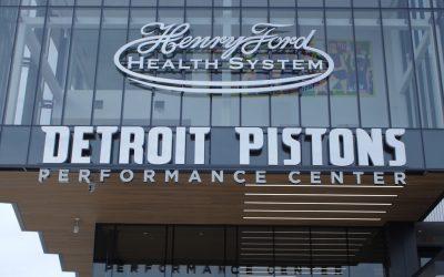Integrating Henry Ford Detroit Pistons Performance Center for Detroit Community