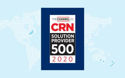 New Era Technology Named #86 on CRN's 2020 Solution Provider 500 List