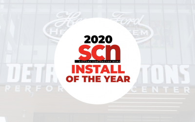 New Era Technology Awarded on SCN's 2020 Installs of the Year List