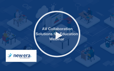 Webinar: Microsoft Education Webinar Series: AV Collaboration Solutions for Education