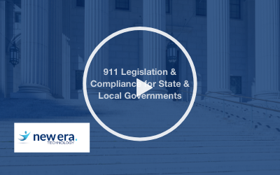 Webinar: 911 Legislation & Compliance for State and Local Governments