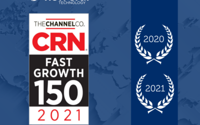 New Era Technology Places #71 on the 2021 CRN® Fast Growth 150 List
