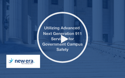 Webinar: Utilizing Advanced Next Generation 911 Services for Government Campus Safety