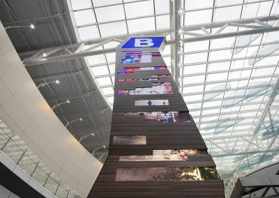 Tower B - Indianapolis International Airport