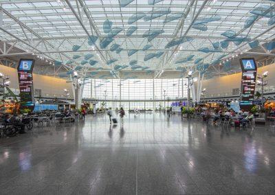 Indianapolis International Airport Wayfinding Project