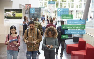 Campus Communication—Turn to Digital Signage