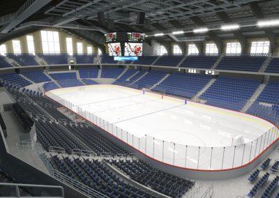 Indiana Farmers Coliseum Arena