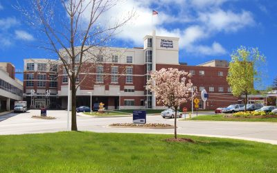 New Era Technology Revamps Marion General Hospital's Security System