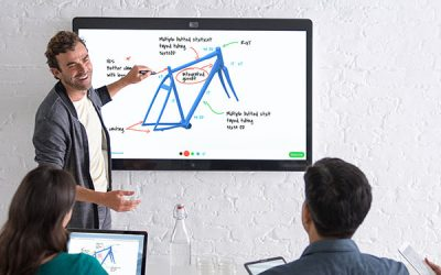 Simplifying and Standardizing UC with the Cisco Spark Board