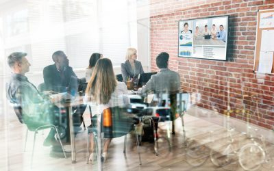 How Video Over IP Is Changing the Workplace