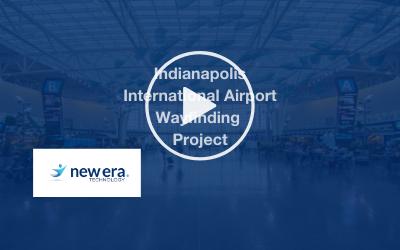 Video: Wayfinding Project at Indianapolis International Airport
