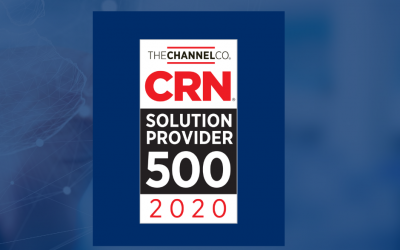 New Era Technology Named #86 on CRN's 2020 Solution Provider 500 List