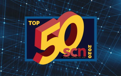 New Era Technology Ranked #12 on SCN Top 50 Systems Integrators of 2020