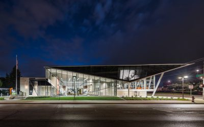 Modernizing the Columbus Metropolitan Library: Martin Luther King Branch